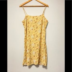 AEO Floral Lined Dress size XL